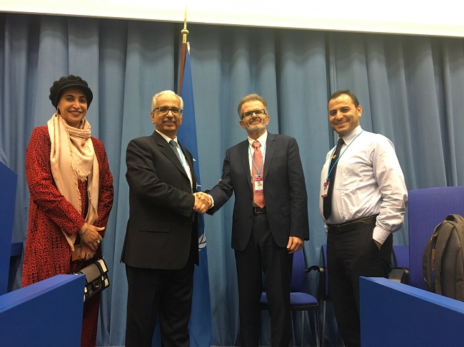 MoU between EFOMP & MEFOMP