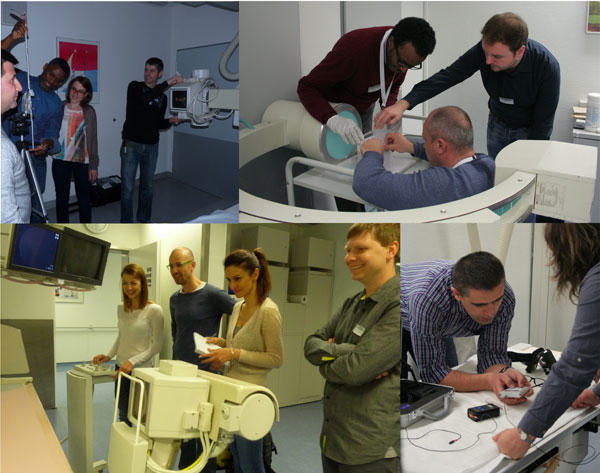 EUTEMPE-NET module 12: Personnel dosimetry and techniques to communicate practical results to the users