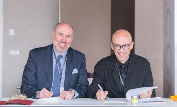 EFOMP and ESR Renew MoU