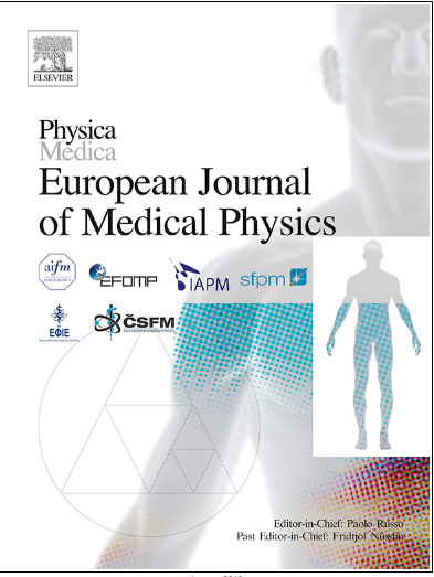 Free access to the European Journal of Medical Physics for a limited period