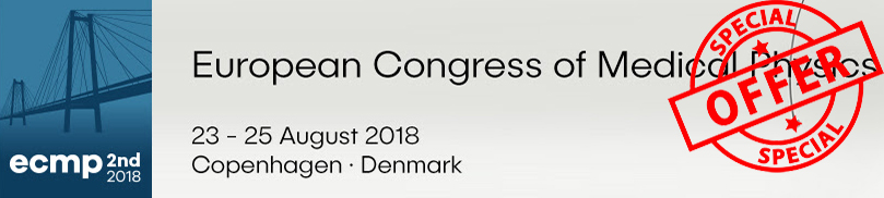 Reduced registration fee for EFOMP congress and EFOMP examinations!