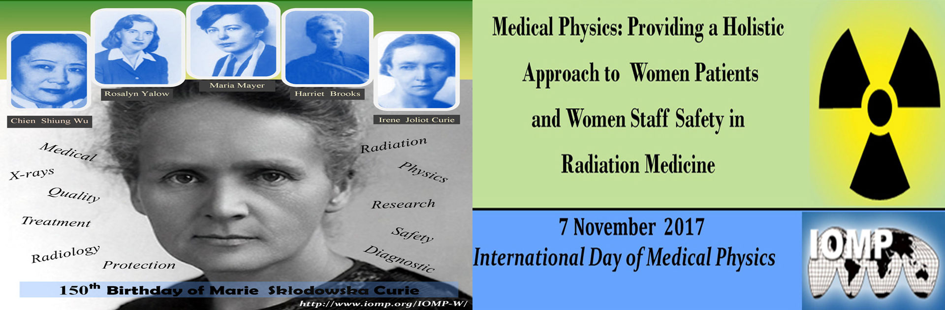 International Day of Medical Physics 2017