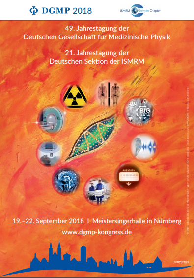 49th Annual Meeting of the German Society for Medical Physics  - 21st Annual Meeting of the German Chapter of the International Society for Magnetic Resonance in Medicine