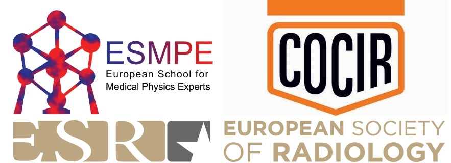 European School for Medical Physics Experts (ESMPE) Interventional Radiology edition 2019