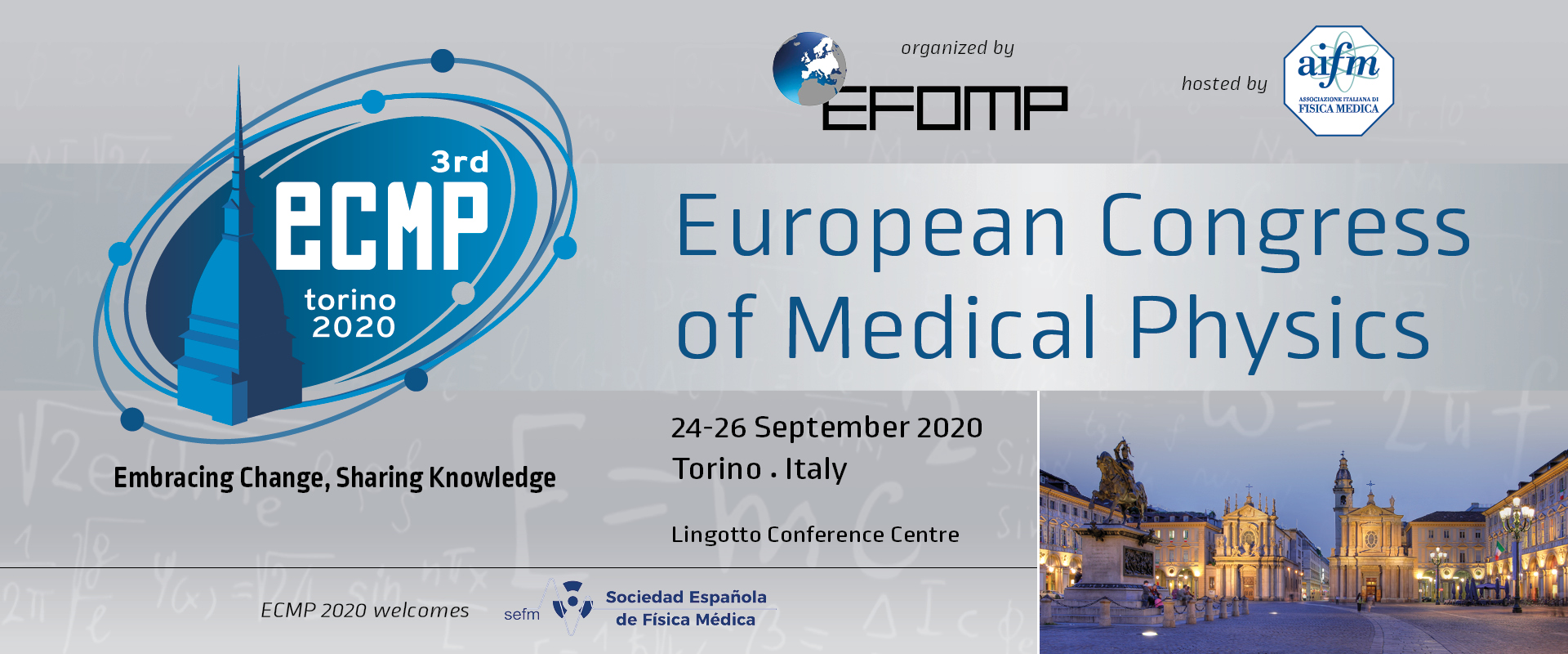 EFOMP - 3rd European Congress of Medical Physics