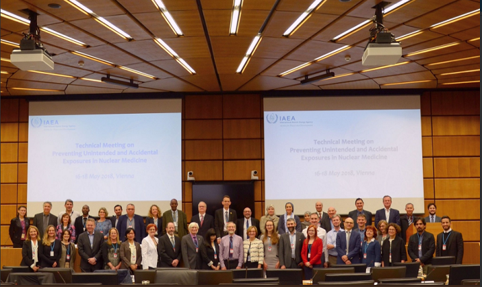 IAEA technical Meeting on Preventing Unintended and Accidental Exposure