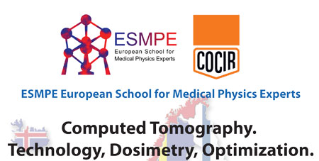 ESMPE European School for Medical Physics Experts 2018